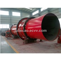 Sawdust rotary drum dryer machine