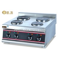 Table top Electric 4-plate Cooker/electric cooker BY-EH687