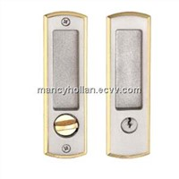 zinc alloy sliding door lock