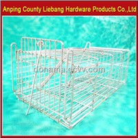 Factory Sale Rat/Mouse Cage Catch with Excellent Quality Rat Trap Cage