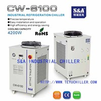 Laser water chiller for co2 rf metal laser tube
