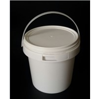 Manufacturer of Plastic Bucket, Sealing Plastic Bucket with Printing