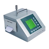 PPC300 portable air particle size analyzer with USB
