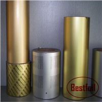 Heat sealing lacquer aluminum foil pharmaceutical packing
