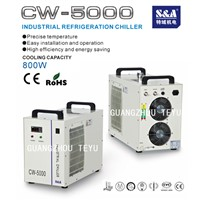 Water-cooled chiller for Fabric Laser Cutting machine