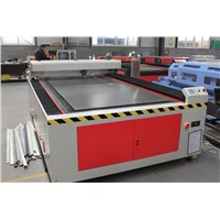 150W Reci Laser Tube CNC Laser Cutting Machine For Stainless Steel
