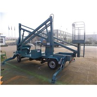 Electric Hydraulic Aerial Arm Work Platform