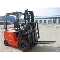 CPD35C Battery Powered Forklift Truck
