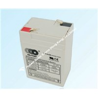 OUTDO Battery / VRLA Battery / UPS Battery / SMF battery / SLA battery / AGM battery 6V 4Ah