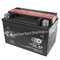 OUTDO Battery / OUTDO Bateria / Dry Charged Motorcycle Battery / MF Motorcycle Battery YTX9-BS