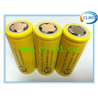 High drain CLRD NCA26650 4200mah 42amp 26650 battery 4200mah 26650 Rechargeable Battery
