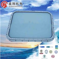Hot Sale Fixed Rectangular Window for Wheel House