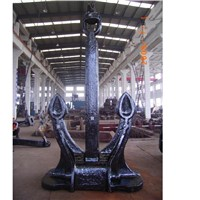 Hot Sale JIS Stockless Anchor