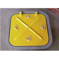 Marine Aluminium Sunk Watertight Hatch Cover