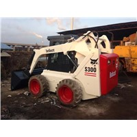 Used Bobcat s300 loader construction machine price