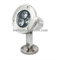 Best price wholesale IP68 270lm high power 3w led underwater lights