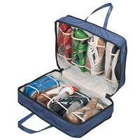 Blue Shoe Storage Travel Bag