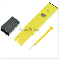 Digital PH Meter Tester Pocket - Aquarium Pool Water Wine Urine LCD Pen Monitor