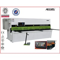 CNC cutting machine with DAC360