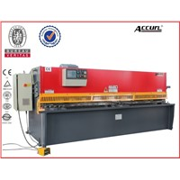 Hydraulic shearing machine CNC control