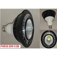 Par38 20W LED spotlight  COB par light led bulb