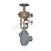 The 60P00 Series high pressure bypass control valve