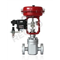 The 60Z00 Series boiler feed water pump minimum circulation flow control valve