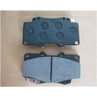 auto spare parts disc brake pads for Volkswagen Toyota