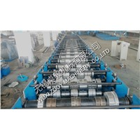 fully Automatic Floor Metal Deck Roll Forming Machine 15m/min G250 - 350MPA