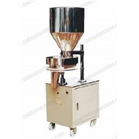 Automatic dry chemical powder filling machine