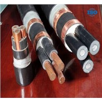 3 CORE  COPPER CONDUCOTR XLPE POWER CABLE