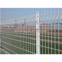 Anti-Corrosion High Quality 3D wire mesh fence/3D welded wire mesh fence