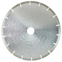 Diamond saw blade (LASER TURBO SEGMENTED)
