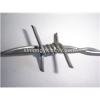 Factory produce military steel barbed wire