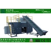 High quality PP/PE film jumbo bags shredder manufacturer