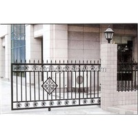 Iron sliding   gates simple