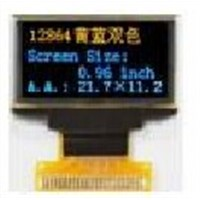 Monochrome M00596 OLED display module