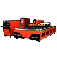New design laser cutting machine
