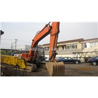 Used Excavator machine HITACHI Excavator