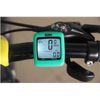 Wireless Back Light green  Bicycle Computer  bicycle accessories