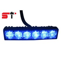 6 LED Emergency Vehicle Head Light Surface Mounting Light