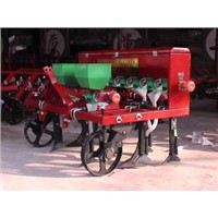 Multifunction Corn & Wheat Cultivator with Tractor