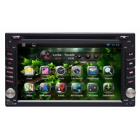 Ouchuangbo Universal Car DVD head unit radio android 4.2 system cheaper price