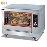 Stainless Steel Electric Chicken Roaster With Good Showing Effect BY-EB268