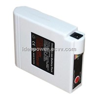 heated winter jackets battery pack 7.4v 4400mAh/5200mAh with LED display for heating jackets