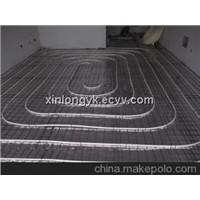 The floor heating welded wire mesh