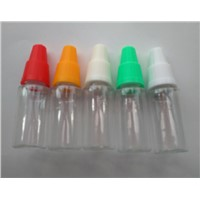 Hot Sale Eliquid 10ml Plastic Empty Bottle For Ecigarette WIth Childproof Cap Dropper Bottle