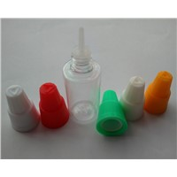New Products  10ml PET  E-liquid Empty Bottle Needle Tip Dropper E-cigarette Bottle