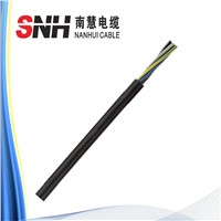 450/750V Low Voltage Rubber Flexible Cable, H07RN-F Power Cable