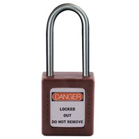 CE Approved Master & Differ Key Style ABS Safety Padlock